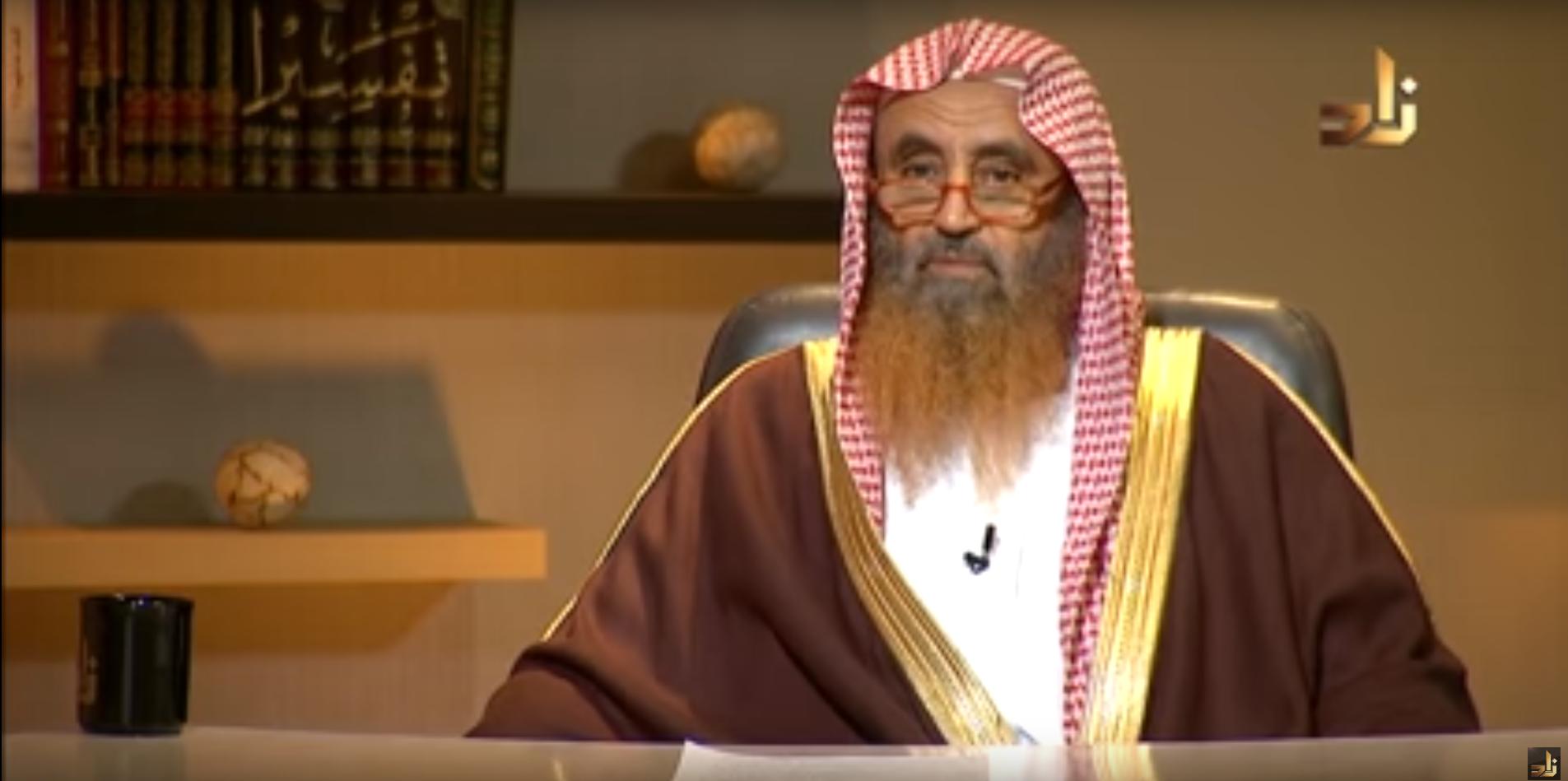 الشيخ سعيد بن وهف القحطاني